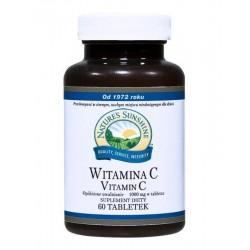 WITAMINA C Z BIOFLAWONOIDAMI (Vitamin C Time Release) - nie daj się przeziębieniom