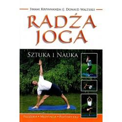 RADŻA JOGA. SZTUKA I NAUKA - oryginalna nauka jogi